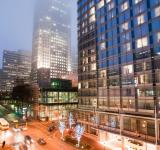 Free Photo - Charlotte financial district