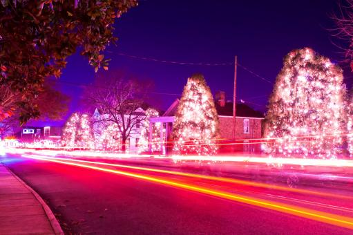 Christmas town usa - Free Stock Photo