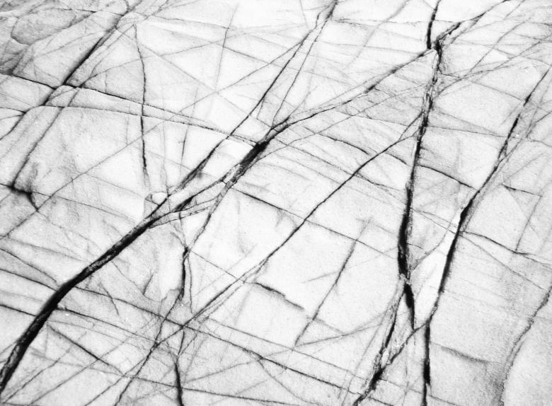 Free Stock Photo of Cracked Rock Background Created by Ivan