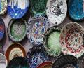 Free Photo - Numerous colorful decorative plates