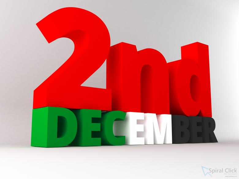 Free Stock Photo of UAE National Day 2nd December Created by Dubai Web Design