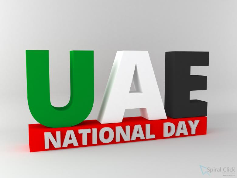 Free Stock Photo of UAE National Day Celebration Created by Dubai Web Design