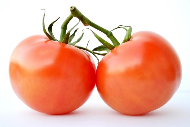 Free Stock Photo of Twin Tomatoes Created by Jonathan Harris