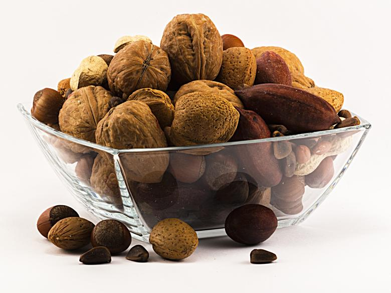 Free Stock Photo of Mixed Nuts Created by Michal Lizuch