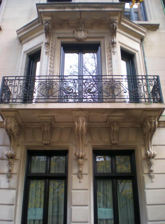Free Stock Photo of Balcony Created by John C. Thomas