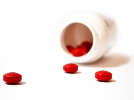 Spilled Pills - Free Stock Photo