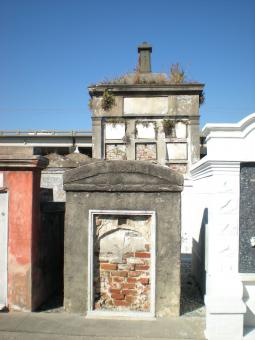 St. Louis Cemetery New Orleans - Free Stock Photo