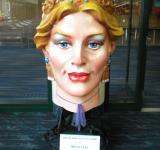 Free Photo - Mardi Gras Queen Head