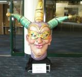 Free Photo - Mardi Gras Jester Head