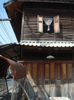 Download Old Wooden House Exterior Free Photo