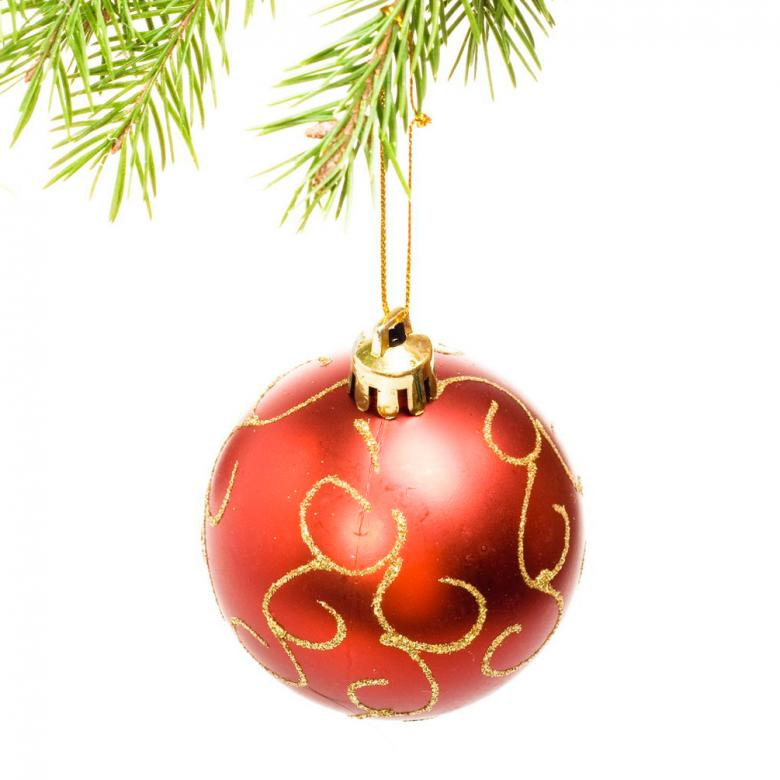 Free Stock Photo of Christmas ball Created by 2happy
