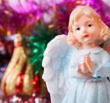 Free Photo - Christmas angel