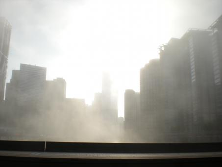 Skyline Fog - Free Stock Photo