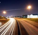 Free Photo - Highway at night