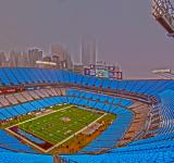 Free Photo - Carolina panthers football stadium