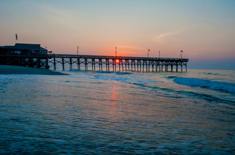 Free Stock Photo of Myrtle beach south carolina Created by agphotostock.com