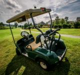 Free Photo - Golf Cart