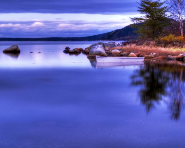 Free Stock Photo of Still Water Created by Geoffrey Whiteway