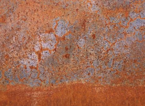 Rusty Metal Texture - Free Stock Photo