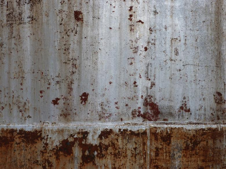 Free Stock Photo of Rusty Metal Texture Created by Free Texture Friday
