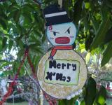 Free Photo - Gangster Christmas Decoration