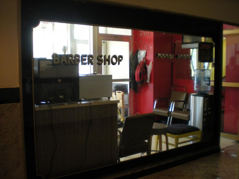 Free Stock Photo of Old School Barber Shop Created by John C. Thomas