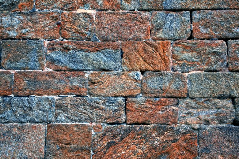 Free Stock Photo of Old Brick Wall Texture - HDR Created by Nicolas Raymond