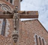 Free Photo - Stone Crucifix - HDR