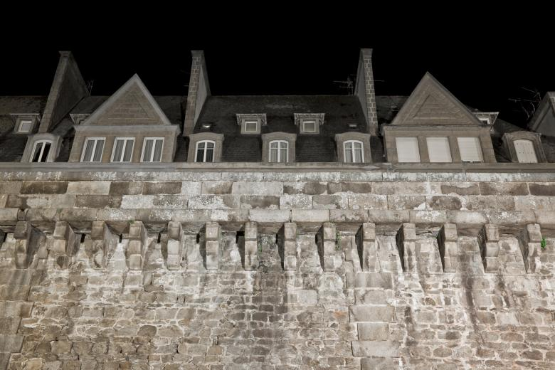 Free Stock Photo of Saint-Malo Historic Walls Created by Nicolas Raymond