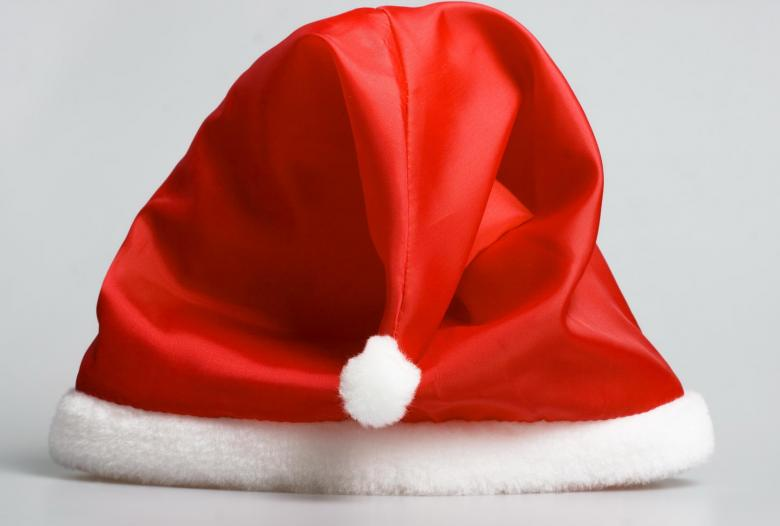 Santa claus red hat - Free Christmas Stock Photos