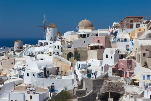 Santorini - Free Stock Photo