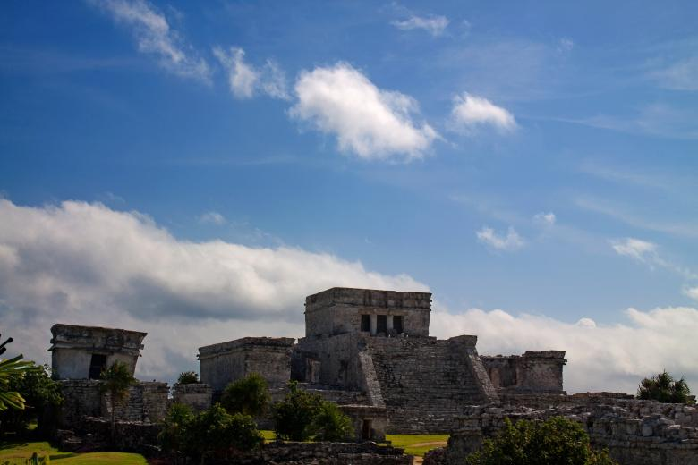 Free Stock Photo of Tulum Created by Geoffrey Whiteway