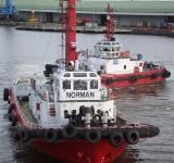 Free Photo - Two Tug boats