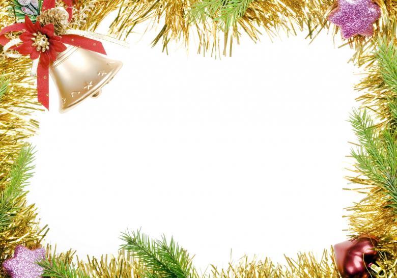 Christmas decoration frame - Free Christmas Stock Photos