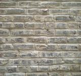 Free Photo - Tuckpointed Vertical Light Brick Wall