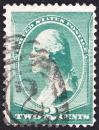 Free Photo - Green George Washington Stamp
