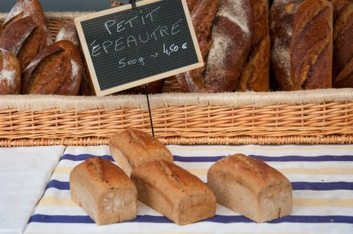 French bread - Free Stock Photo