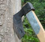Free Photo - Axe on a tree