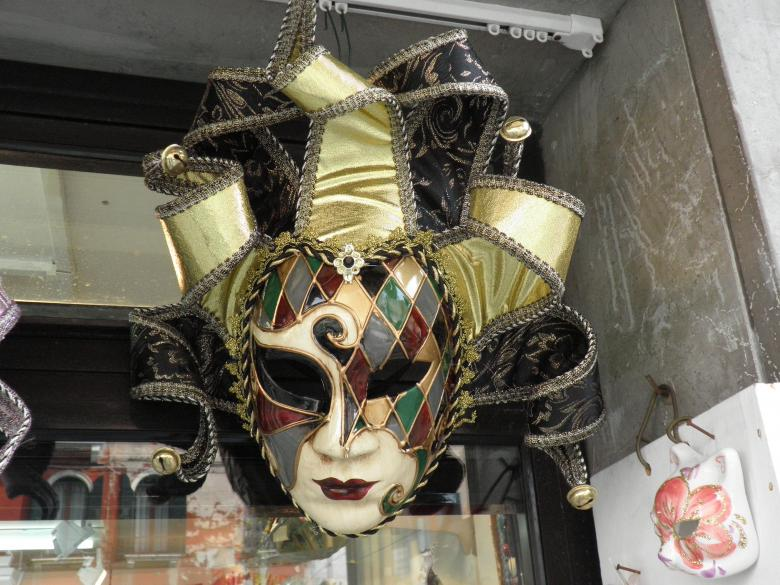 Free Stock Photo of Venice mask Created by Boris Kyurkchiev