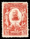 Free Photo - Red Pierre Nord Alexis Stamp