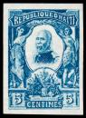 Free Photo - Blue Pierre Nord Alexis Stamp