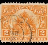 Free Photo - Orange State Arms Stamp