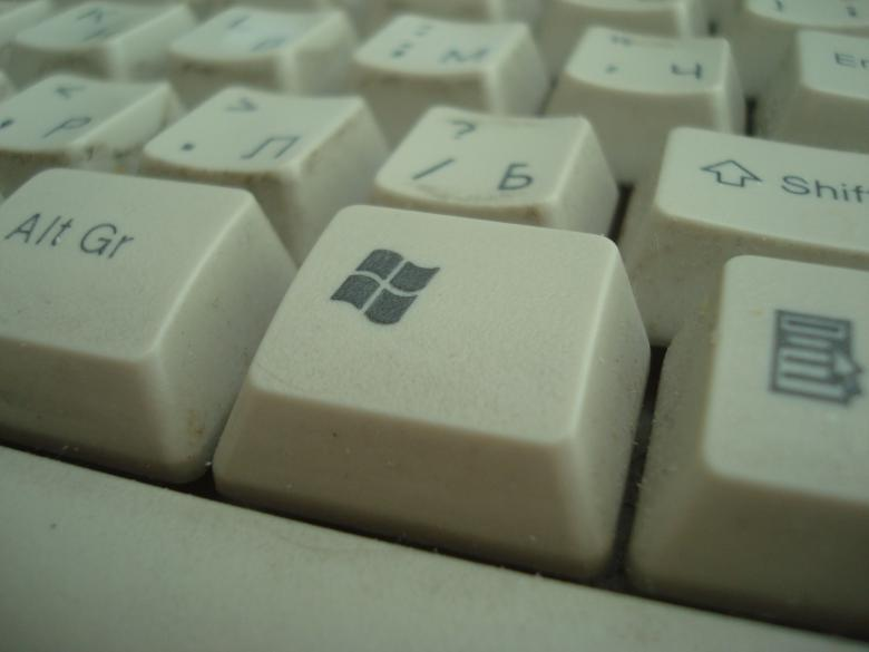 Free Stock Photo of Computer keyboard Created by Boris Kyurkchiev