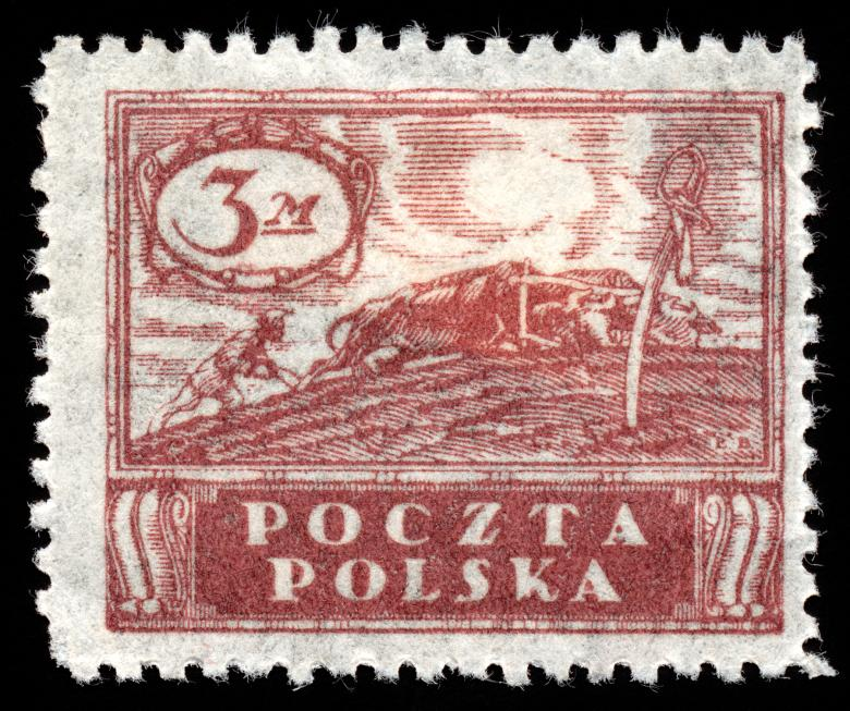 Free Stock Photo of Brown Agricultural Stamp Created by Nicolas Raymond