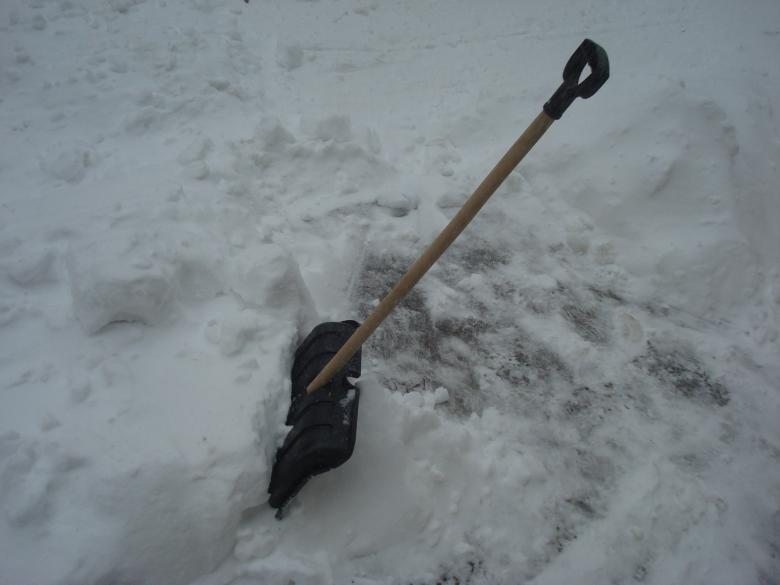 Free Stock Photo of Snow shovel Created by Boris Kyurkchiev