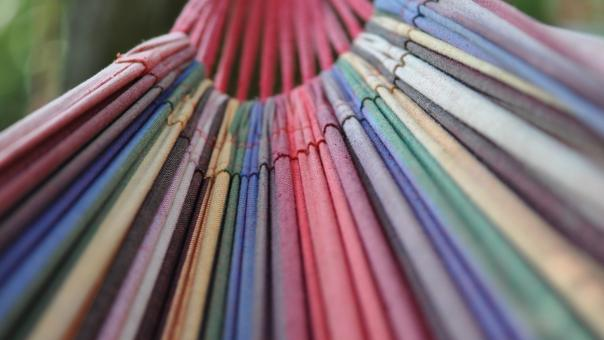 Colorful Hammock - Free Stock Photo