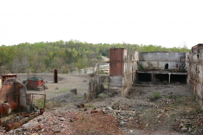 Free Stock Photo of Factory ruins Created by Clifford M. Kinsman