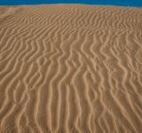 Free Photo - Desert sand ripples