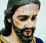 Free Photo - Jesus head statue