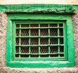 Free Photo - Green window